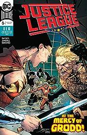 Justice League (2018-) No.6