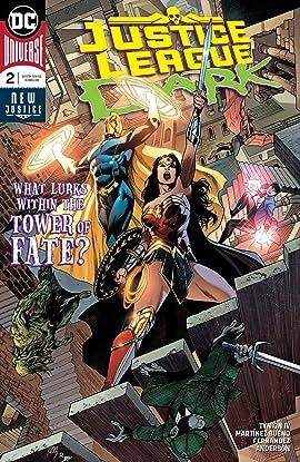 Justice League Dark (2018-) #2
