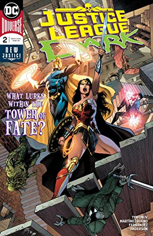 Justice League Dark (2018-) No.2
