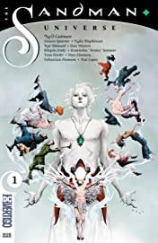 The Sandman Universe (2018-) #1
