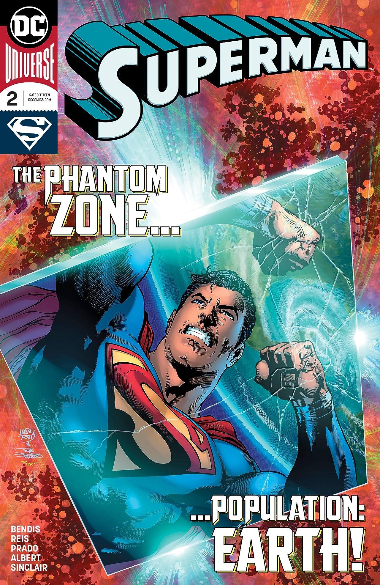 Superman (2018-) #2