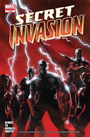 Secret Invasion No.1 (sur 8)