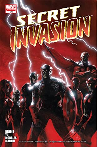 Secret Invasion #1 (of 8)