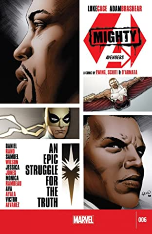 Mighty Avengers (2013-2014) #6