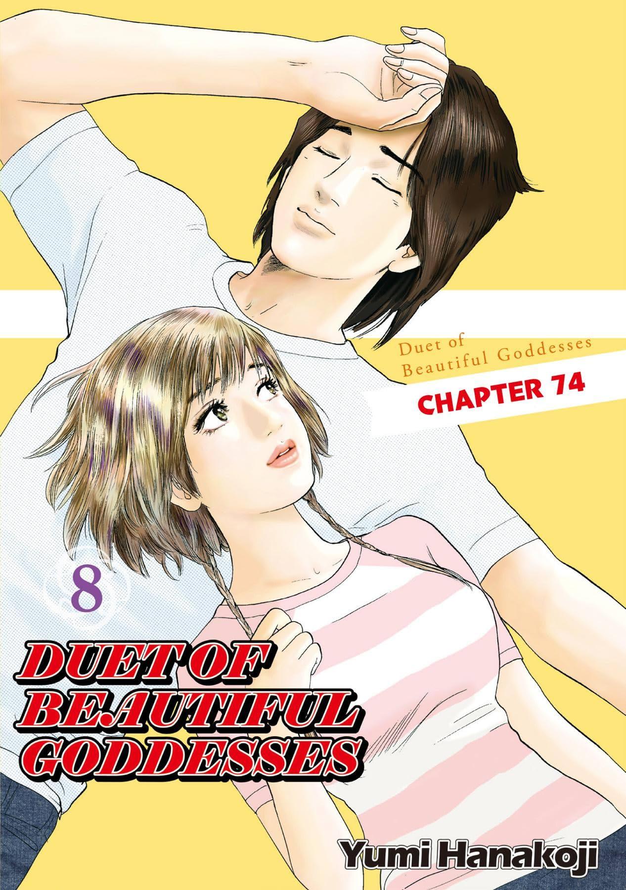 DUET OF BEAUTIFUL GODDESSES #74
