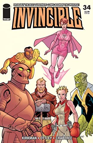 Invincible No.34