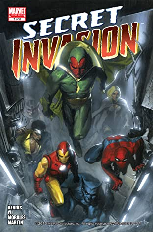 Secret Invasion No.2 (sur 8)