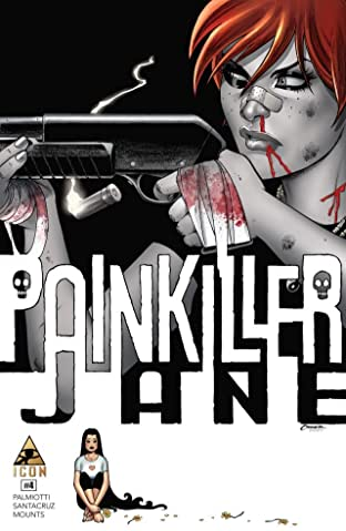 Painkiller Jane: The Price of Freedom #4