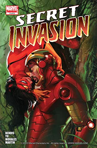 Secret Invasion No.3 (sur 8)