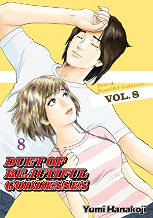 DUET OF BEAUTIFUL GODDESSES Vol. 8
