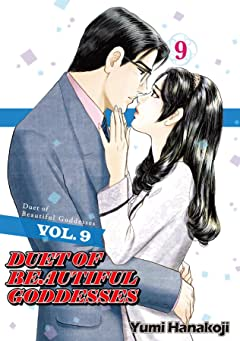 DUET OF BEAUTIFUL GODDESSES Vol. 9