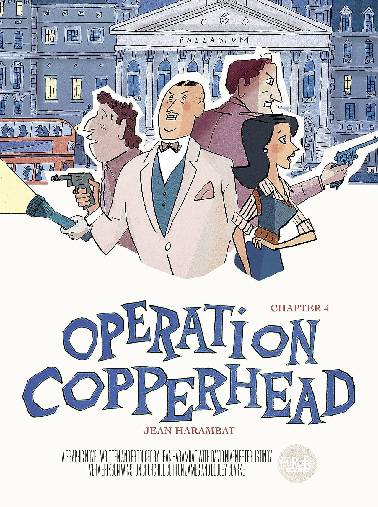 Operation Copperhead Vol. 4