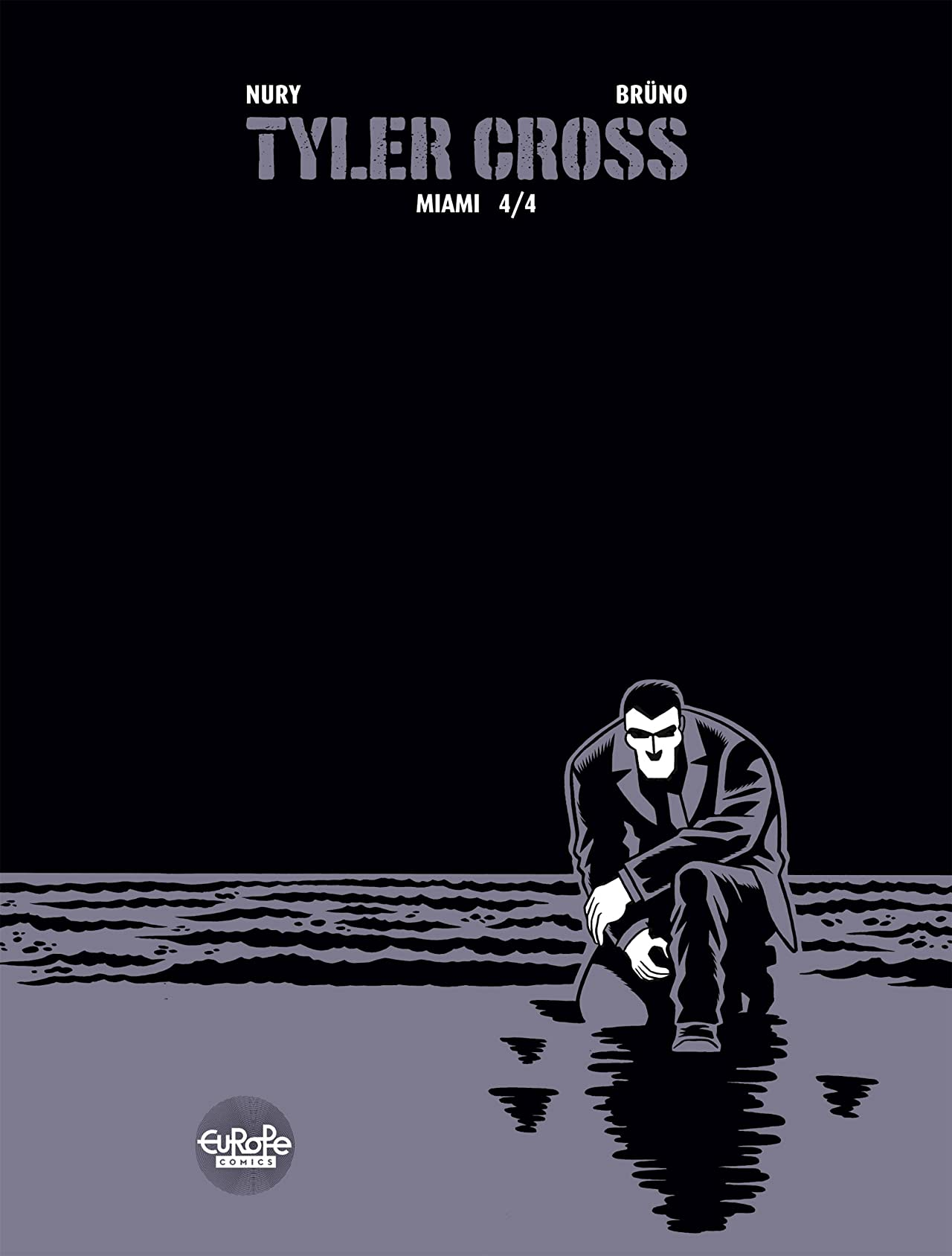 Tyler Cross Vol. 4: Miami