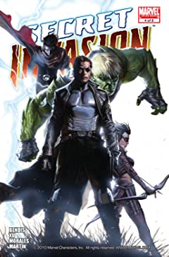 Secret Invasion #4 (of 8)