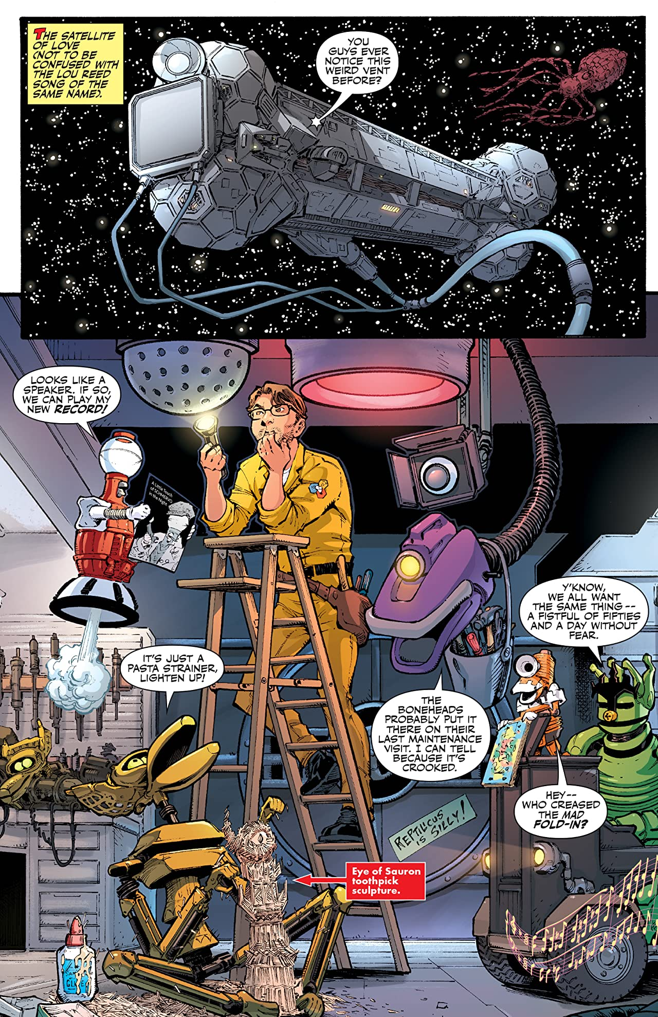 Mystery Science Theater 3000 Ashcan