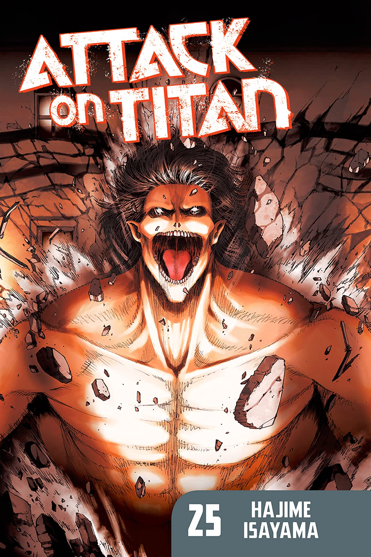 Attack on Titan Vol. 25