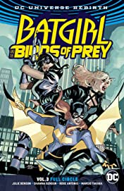 Batgirl and the Birds of Prey (2016-) Vol. 3: Full Circle