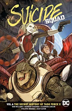 Suicide Squad (2016-2019) Tome 6: The Secret History of Task Force X