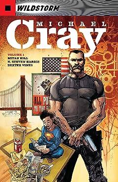 The Wild Storm: Michael Cray (2017-2018) Vol. 1