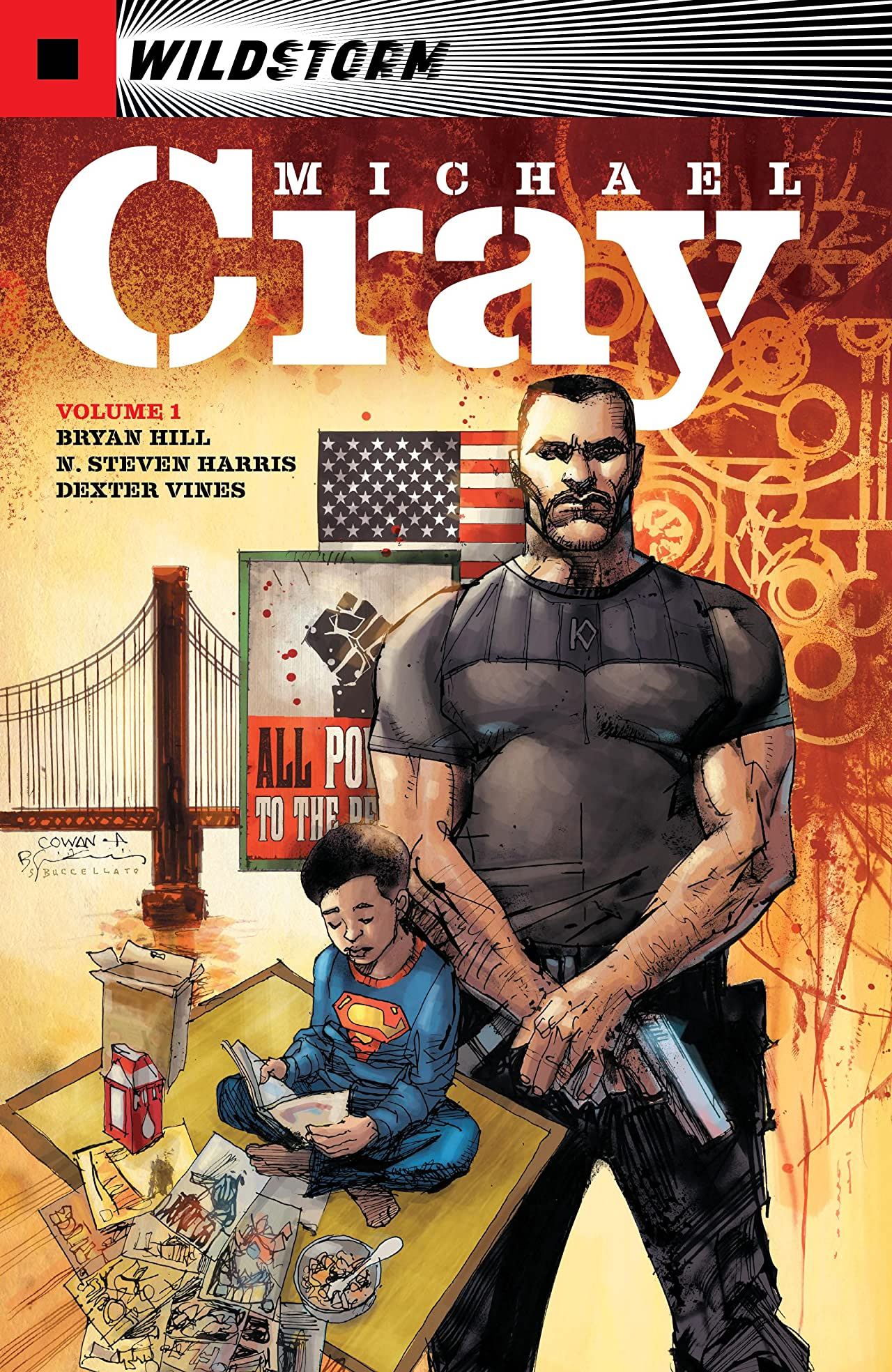 The Wild Storm: Michael Cray (2017-) Vol. 1