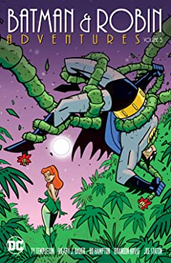 Batman & Robin Adventures (1995-1997) Vol. 3