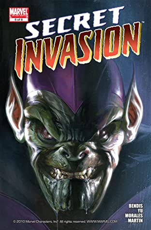 Secret Invasion #5 (of 8)
