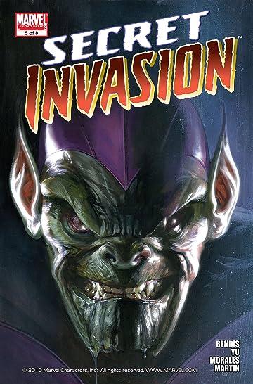 Secret Invasion #5 (of 8)