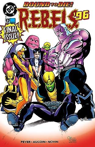 REBELS (1994-1996) #17
