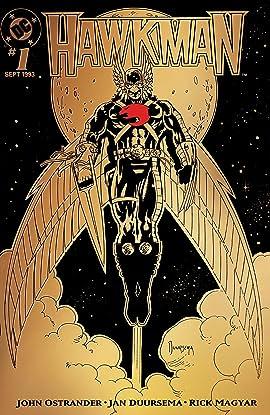 Hawkman (1993-1996) #1