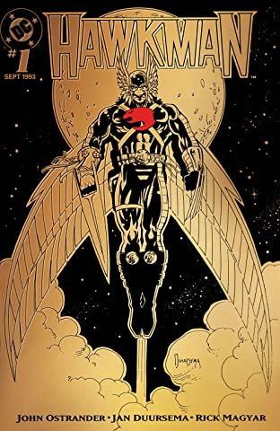 Hawkman (1993-1996) No.1