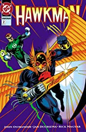 Hawkman (1993-1996) #2
