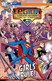 Legion of Super-Heroes in the 31st Century (2007-2009) #7