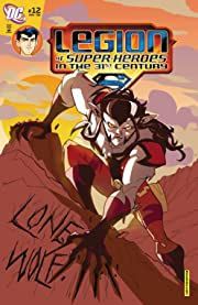 Legion of Super-Heroes in the 31st Century (2007-2009) #12