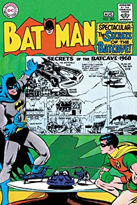 Batman (1940-2011) #203