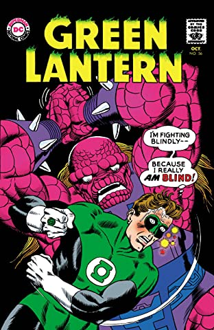 Green Lantern (1960-1986) No.56