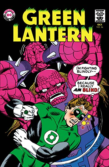 Green Lantern (1960-1986) #56