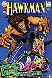 Hawkman (1964-1968) #21