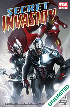 Secret Invasion #6 (of 8)