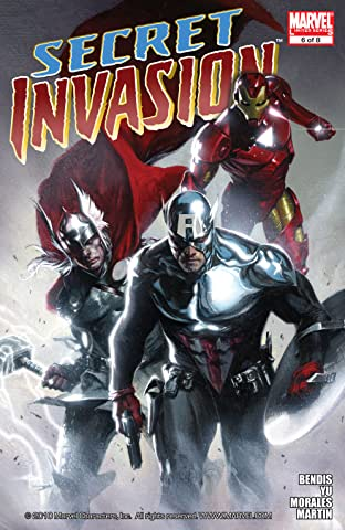Secret Invasion No.6 (sur 8)