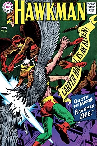 Hawkman (1964-1968) No.22