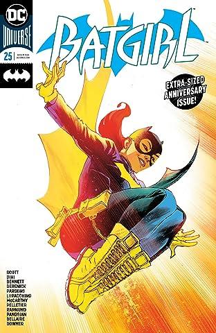 Batgirl (2016-) #25