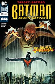 Batman Beyond (2016-) #22