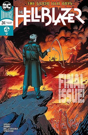 The Hellblazer (2016-2018) #24