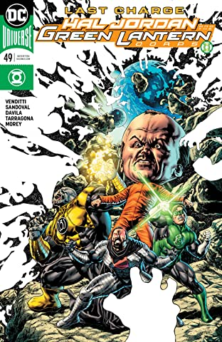 Hal Jordan and The Green Lantern Corps (2016-) No.49