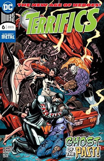 The Terrifics (2018-) #6