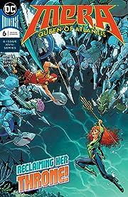 Mera: Queen of Atlantis (2018) #6