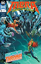 Mera: Queen of Atlantis (2018-) #6