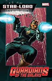 Star-Lord: Annihilation - Conquest