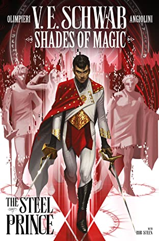 Shades of Magic No.1: The Steel Prince