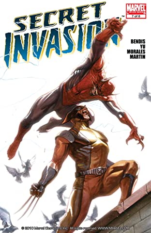 Secret Invasion No.7 (sur 8)